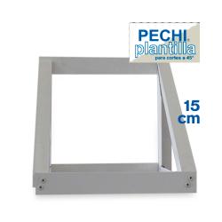 Pechi Plantilla 15cm